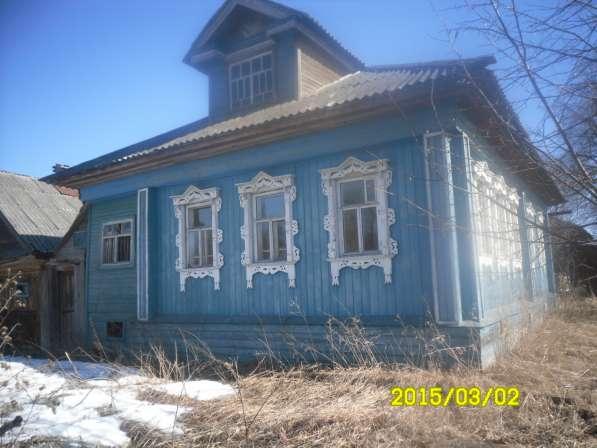 Продается дом в деревне для постоянного проживания или дачи