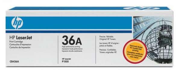 Картридж HP CB436A (36A) новый