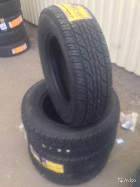 Новые шины данлоп 285/65 R17 Grandtrek AT3