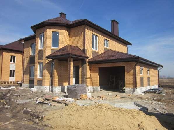 Строительство домов коттеджей, дач под ключ в Воронеже фото 4