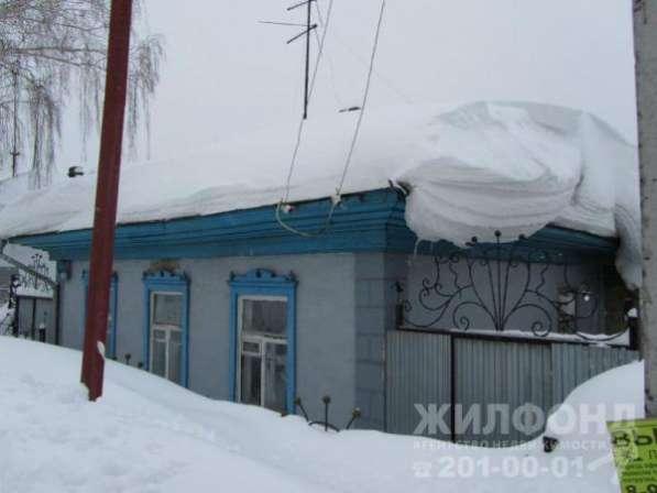 дом, Новосибирск, Дарьяльская, 54 кв.м.