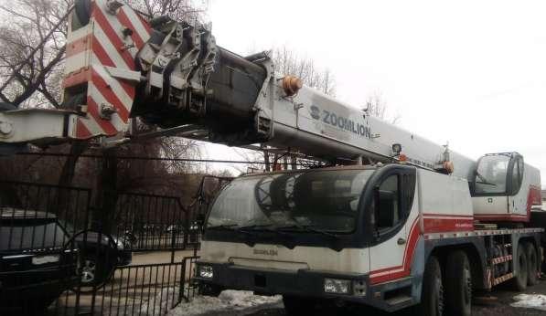 Автокран гр/п 70 тн; 2008 г/в; 50 м+гусек 10 м