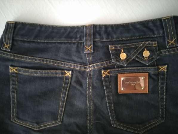 Dolce&Gabbana женские джинсовые шорты новые S 100% authentic в фото 6