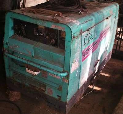 Сварочный генератор Denyo TLW-300SSY