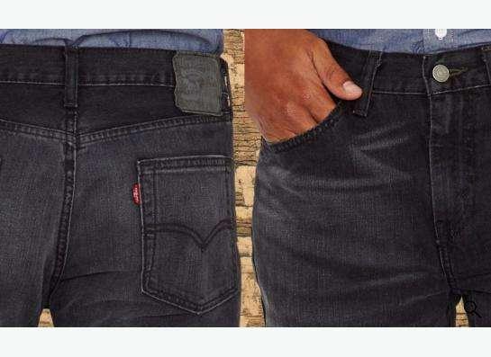 Прочные джинсы Levis 514 Gold Pad 32х32