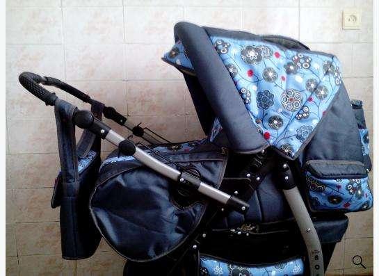 Детская коляска в Новосибирске