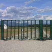 Продаем садовые металлические ворота от производителя, в Краснодаре