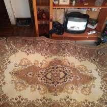 Продам сов. шерстяной ковёр 1.7 на 2.5 м в отл сост, в Новосибирске