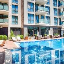 Просторный апартамент с одной спальней на Солнечном берегу, в г.Несебыр