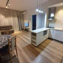 Сдается 2 комнатная на Исани,новый корпус в отличном ремонте, в г.Тбилиси