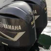 Лодочный мотор Yamaha F350, в Москве