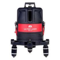 Лазерный уровень (нивелир) ADA ULTRALiner 360 4V Set, в Новокузнецке