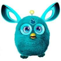 Витрина интерактивных игрушек Furby, в Санкт-Петербурге