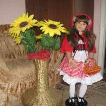 Коллекционная кукла Красная Шапочка, в г.Новосибирск