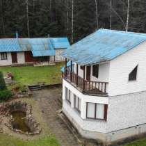 Продается дом 2км. от озера Нарочь в д. Малая Сырмеж, в г.Минск