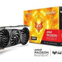 Sapphire Nitro + AMD Radeon RX 6700 XT GPU 12GB Gaming Graph, в г.Russikon