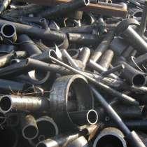 Вывоз металлолома, в Калининграде