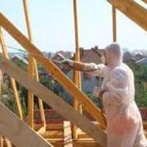 Огнезащита деревянных конструкций, в г.Поставы