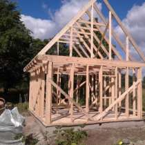 Строительство деревянных домов, бань, беседок, в Анапе