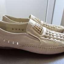 Летние мужские туфли - 40 размер, в г.Коломна