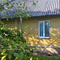 Добротный и очень уютный дом под Печорами, 1,2 Га. земли, в Пскове