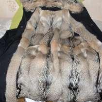 Продается мужское пальто из лисы, в Москве