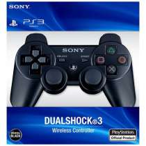 Джойстик Soni PS 3 Dualshock 3, в Воронеже
