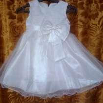 Бальное платье. Рост 110, в Санкт-Петербурге
