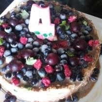 Изготовление домашних тортов, в г.Калининград