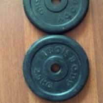 Блины Iron Body 2,5 кг, в г.Челябинск