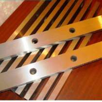 Ножи для гильотинных ножниц 510х60х20, 520х75х25, 540х60х16м, в Москве