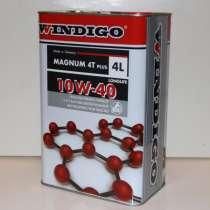 WINDIGO Magnum 4T plus SAE 10W-40 4L Высокоэффективное 4-х-т, в Перми