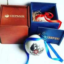 Ёлочные шары с напитком внутри, в Москве