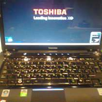 Toshiba Satellite A300D-207 рабочий ноутбук, в г.Москва
