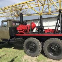Буровая установка УРБ 2.5 А на базе Зила 131 с инструментом, в г.Одесса