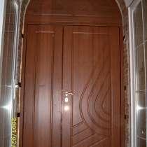 Металлические двери, решетки, ворота и другие металлоконст, в г.Донецк