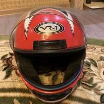 Мотоциклетный шлем vr-1 helmet, в Люберцы