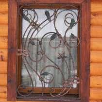 Решётки на окна сварные, Художественная ковка, в Чехове