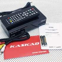 Цифровой теле ресивер DVB-T2: (приемник- усилитель), в Ялте