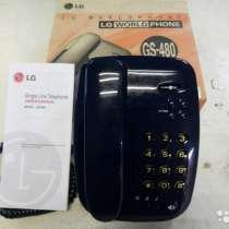 Стационарный телефон LG, в Тюмени