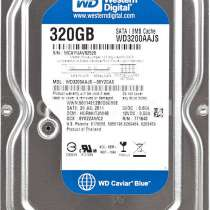 Жесткий диск SATA II 320 ГБ, в г.Екатеринбург