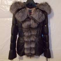 куртку кожа с чернобуркой, в г.Кемерово