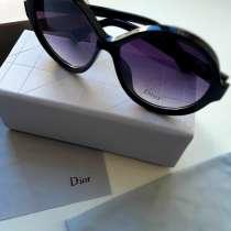 Новые солнцезащитные женские очки Dior, в Санкт-Петербурге
