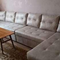 Продаю новый, большой, угловой диван, в г.Омск