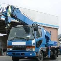 Кран 5 тонн любые виды работ, в Красноярске