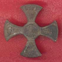 Ополченский крест образца 1884 г. 1 тип Александр III №2, в Орле