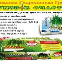 Луковое Счастье гидропоника для выращивания зёлёного лука, в Москве