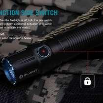 Olight Тактический фонарь Olight M2T Warrior — яркий, экономичный, агрессивный, в Москве
