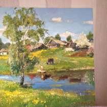Картины, в Москве