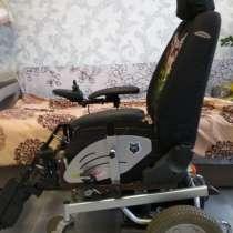 Инвалидная коляска с электроприводом, в Екатеринбурге